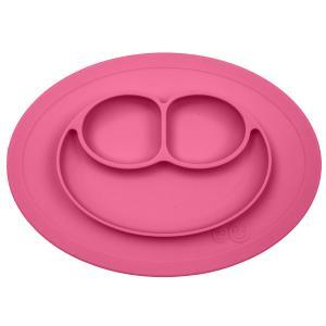 Ezpz assiette antiderapante mini mat rose a207083