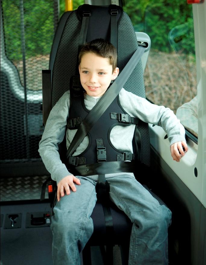 Harnais de maintien gilet de posture pour voiture