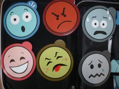 Picto emotions primaires