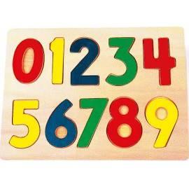 Puzzle chiffre