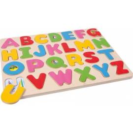 Puzzle lettre