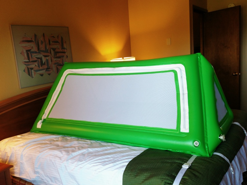 Safe Place Bed : Notre exclusivité européenne !!!