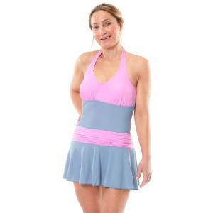 Kesvir womens pink and grey 3