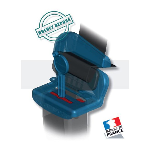 Securiseat protege bloc ceinture securite